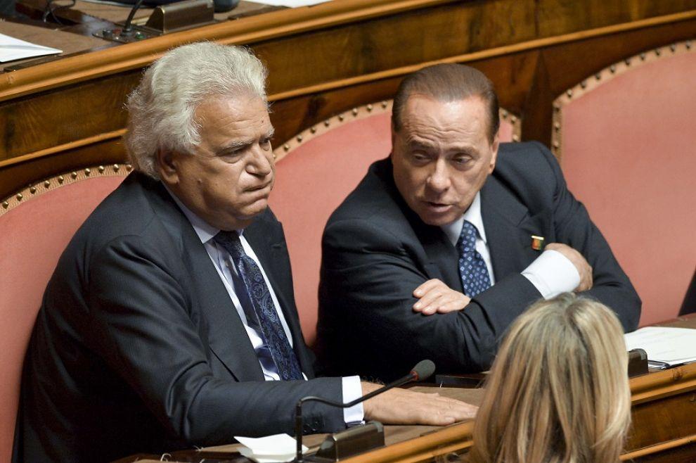"""Verdini propone a Berlusconi un nuovo """"Patto del Nazareno"""", chieste le teste di Brunetta e Rossi"""