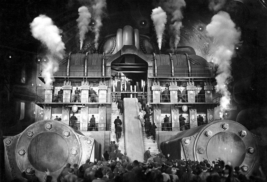 """Cinema: dopo ottant'anni torna nelle sale """"Metropolis"""" di Fritz Lang"""