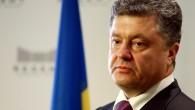 Il premier Renzi in visita ufficiale a Kiev incontra Petro Poroschenko