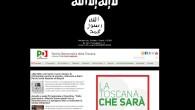 'Isis ha attaccato il sito toscano del Partito Democratico