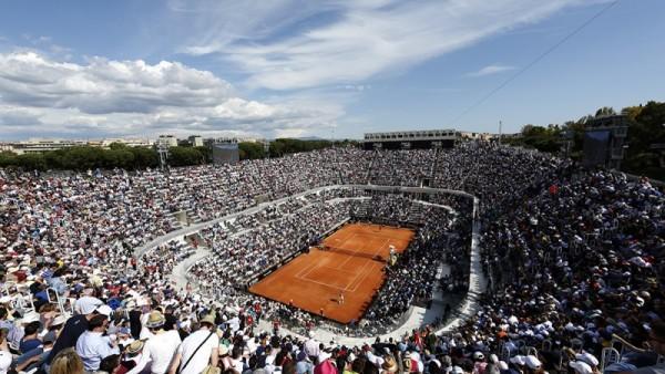 Internazionali d'Italia, il grande tennis arriva al Foro Italico di Roma