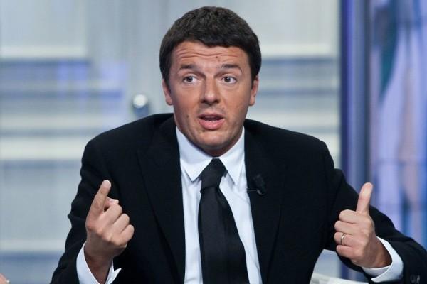 """Matteo Renzi: """"L'Italicum deve passare, altrimenti il governo cadrà"""""""