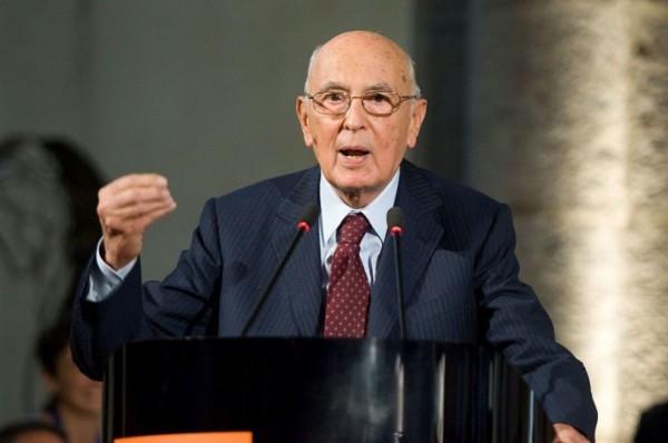 """Giorgio Napolitano difende l'Italicum: """"Non si può tornare indietro"""""""