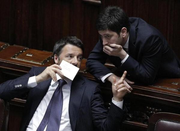 Italicum: scontro Renzi-minoranza dem, Speranza si dimette