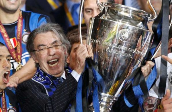 Inter, possibile ritorno di Moratti come presidente dopo i risultati deludenti