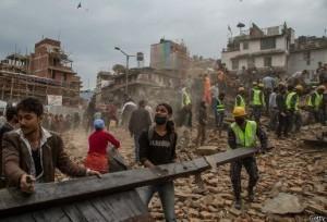 """Terremoto Nepal, il racconto di Iolanda: """"Marco e Renzo travolti in pieno"""""""