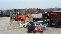Operatori Ama presi a bastonate da tre rom, succede a Roma