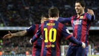 Liga: strepitoso Barcellona, 4-0 all'Almeria. Real Madrid risponde