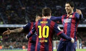 Liga: strepitoso Barcellona, 4-0 all'Almeria. Real Madrid risponde