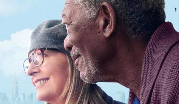 Alex e Ruth: D.Keaton e M.Freeman per la prima volta insieme in un film