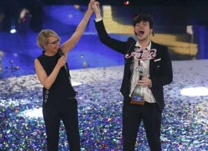 "Maria De Filippi su Stash dei The Kolors: ""Mi ha colpito l'entusiasmo"""