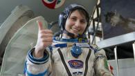 Spazio: Samantha Cristoforetti è atterrata in Kazakistan