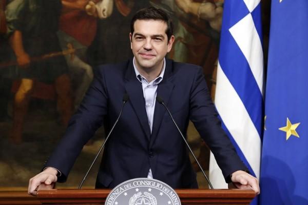 """Tsipras all'Europarlamento: """"Chiediamo accordo per uscire dalla crisi"""""""