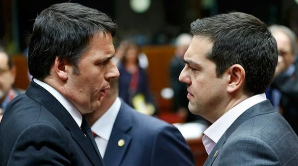 """Renzi sulla Grecia: """"Il problema è che tipo di Europa vogliamo fare"""""""