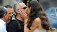 Ramazzotti felice accanto alla moglie Marica Pellegrinelli, sparita anche la gelosia