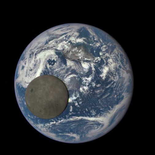 Nasa: catturate le immagini dell'altra faccia della Luna [foto e video]