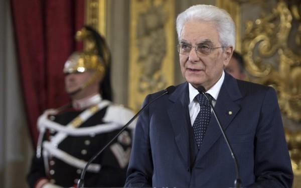 """Mattarella ricorda le vittime di mafia: """"Contrastare la criminalità"""""""