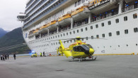 """Si sveglia dal coma e accusa il compagno: """"Non sono caduta dalla nave, mi hanno buttata"""""""