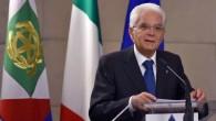 """Mattarella sui migranti: """"L'Ue metta a punto una politica sull'emergenza dei richiedenti asilo"""""""