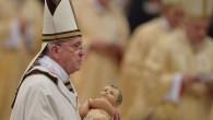 """Papa Francesco in un tweet: """"Preghiamo per i cristiani che sono perseguitati"""""""