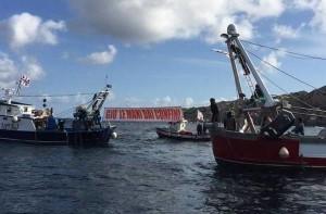 """Accordo Italia-Francia, pescatori sardi in rivolta: """"Revoca immediata o blocco"""""""
