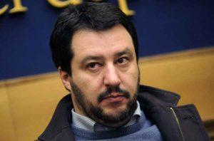 """Comunali Roma, Salvini: """"Meloni e Raggi al ballottaggio secondo l'ultimo sondaggio"""""""