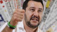 """Amministrative Roma, Salvini: """"Rifiuto lista di Fassina frutto di accordi con Renzi"""""""