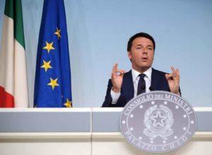 """Inchiesta petrolio, Renzi: """"Sottosegretario De Vincenti sentito dai giudici di Potenza"""""""