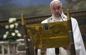 """Papa Francesco al Pam: """"Continuare a lottare per l'obiettivo della 'fame zero' nel Mondo"""""""