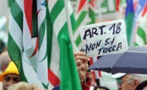 """Lavoro, Damiano del Pd: """"Cancellazione articolo 18 riguarda solo i dipendenti privati"""""""