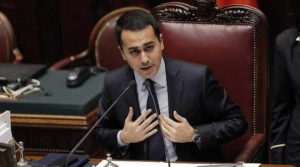 "Luigi Di Maio (M5S): ""Permanenza dell'Italia nell'Ue? Mai messa in discussione"""