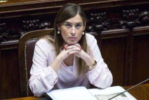 """Legge elettorale, Boschi: """"Italicum imperfetta ma ha un elemento di grande stabilità"""""""
