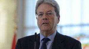 """Crisi Siria, ministro Gentiloni: """"Il primo obiettivo è consolidare il cessate il fuoco"""""""
