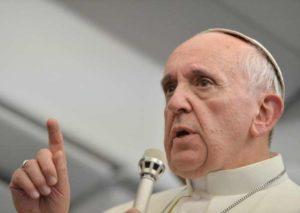 """Attacco Chiesa a Rouen, Papa Francesco: """"Condanno ogni forma di odio"""""""