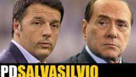 """""""PdSalvaSilvio"""", l'ultimo post del M5S sul blog di Beppe Grillo"""