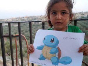 """Siria, appello dei bambini in guerra: """"Invece dei Pokémon trovate noi, e salvateci"""""""