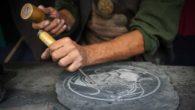 Antichi mestieri: lo scalpellino quasi scomparso, sopravvive nel Salento