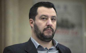 """Referendum Canton Ticino, Salvini: """"Non mi stupisce che gli svizzeri dicano prima gli svizzeri"""""""