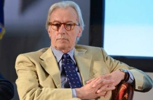 """Vittorio Feltri su Dario Fo: """"Non ci si può stracciare le vesti perché muore un 90enne"""""""