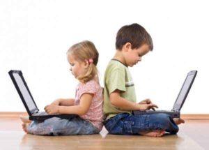 Bambini che imparano le lingue su Skype: mito o realtà?