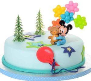 Decorazioni per torte, qualche idea per una festa di compleanno