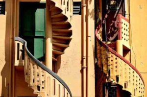 Scegliere le scale esterne: materiali e stile mai casuali