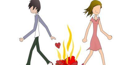 Statistiche divorzi: in aumento negli ultimi anni