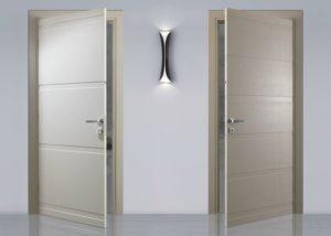 Tipologie di porte interne: le caratteristiche da non dimenticare