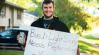 Usa, chiede soldi per una birra in diretta tv: raggiunge un milione di dollari